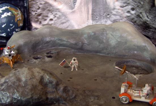 terre-sol lunaire