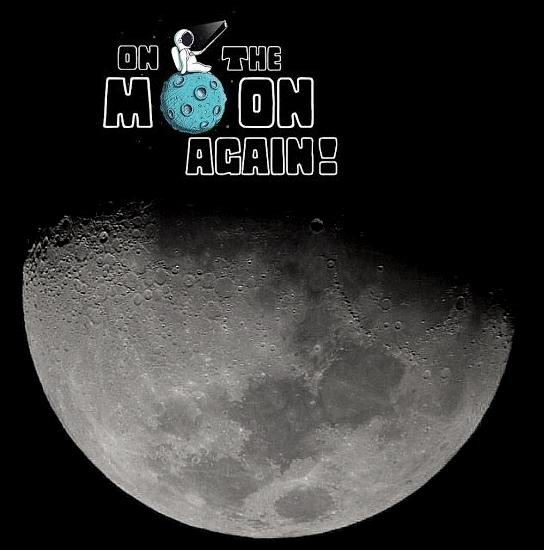 On the moon again