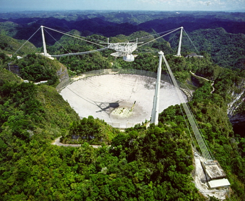 Radiotelescopearecibo