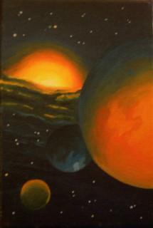 Un systeme solaire 1